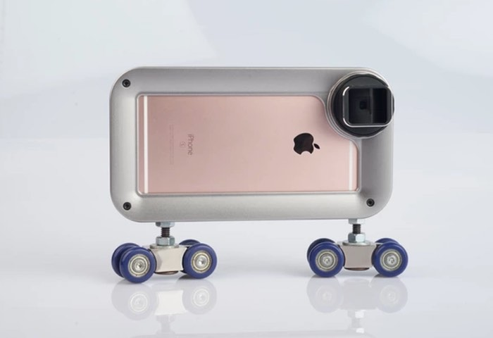 smartphone photography mounting system