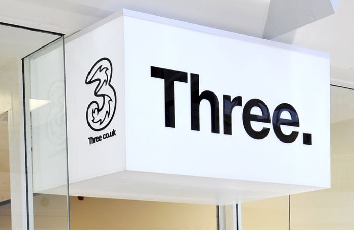 Three And O2