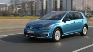 VW e-Golf Battery Grows with Coming Freshened Version