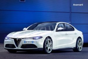 Alfa Romeo To Take On BMW 5 Series And Mercedes E Class In 2018