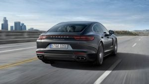 This Is The New Porsche Panamera (Video)