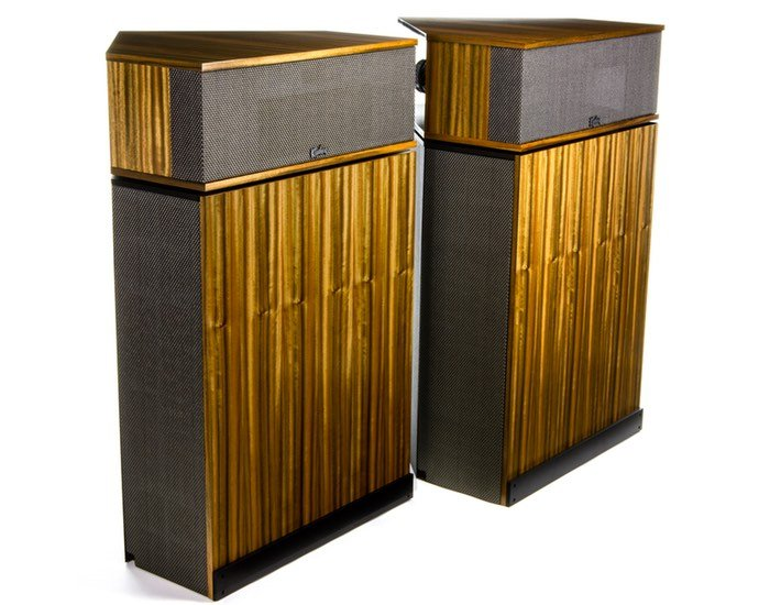 70th Anniversary Klipschorn Speakers