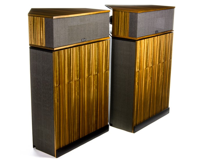 70th Anniversary Klipschorn Speakers