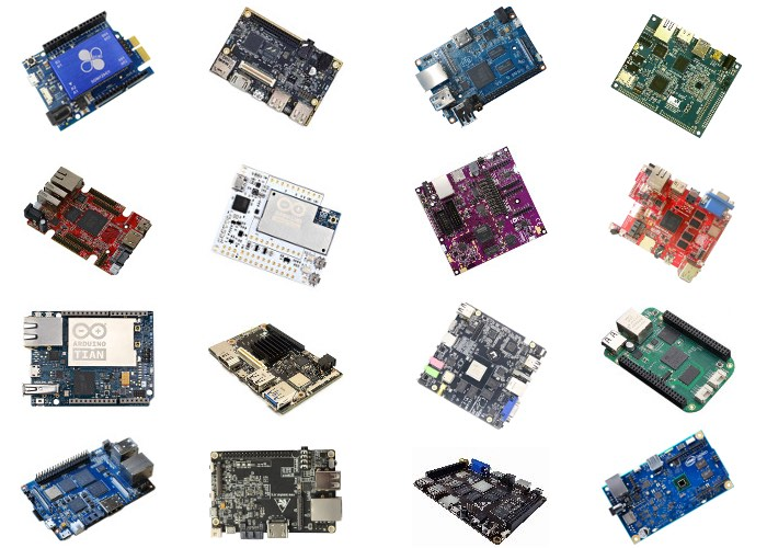 81 Linux Single Board PCs (SBC) Under $200