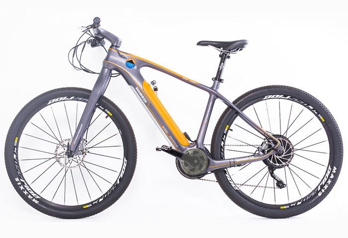 All-Go Carbon Fiber Electric Bike