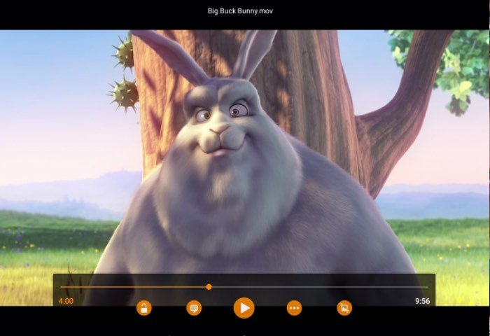 Android VLC 2.0 App