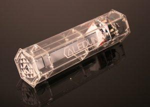 Caleiduino Digital Sound Reactive Arduino Kaleidoscope (video)