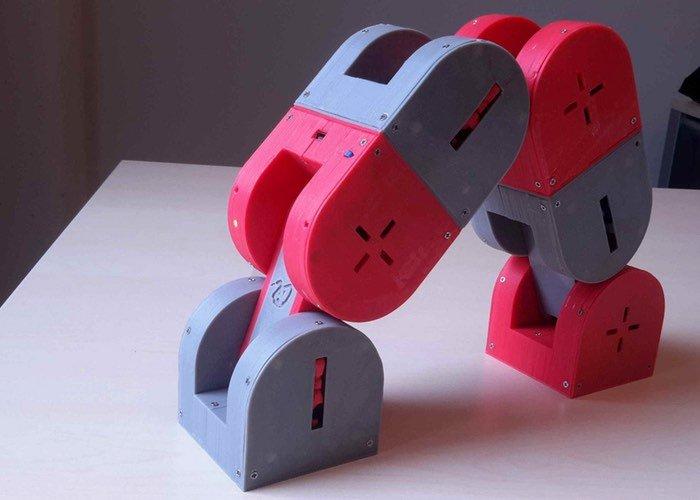 Arduino Open-Source Self-Reconfigurable Modular Robot