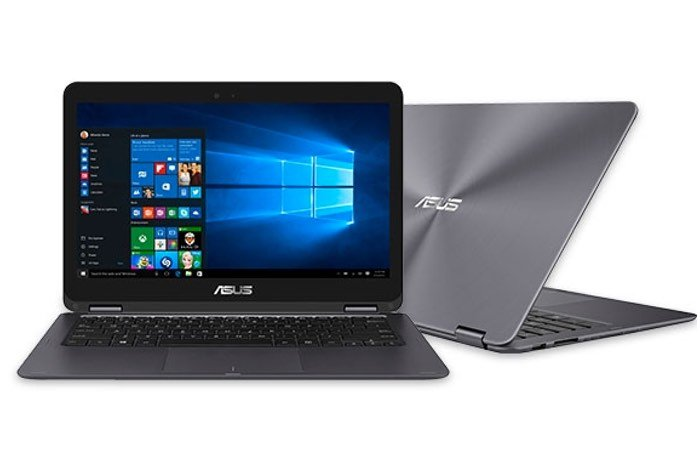 Asus Zenbook Flip UX360 Laptop Now Available From 699