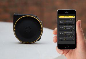 Bagel Smart Tape Measure Hits Kickstarter (video)