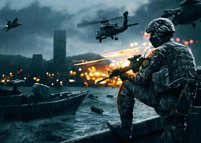 Battlefield 4 Update