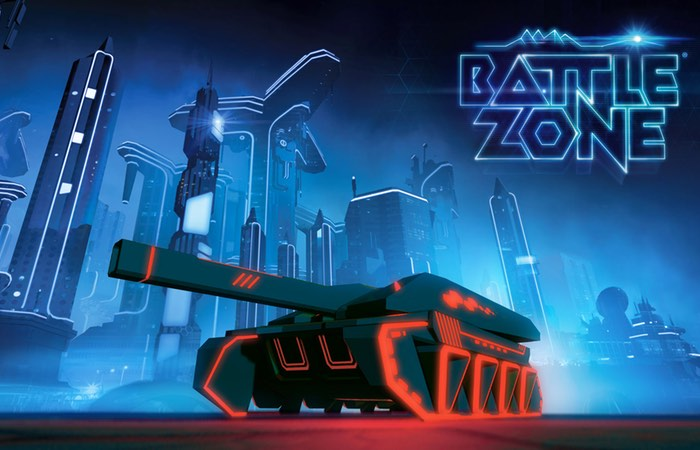 Battlezone PlayStation VR E3 2016 Trailer