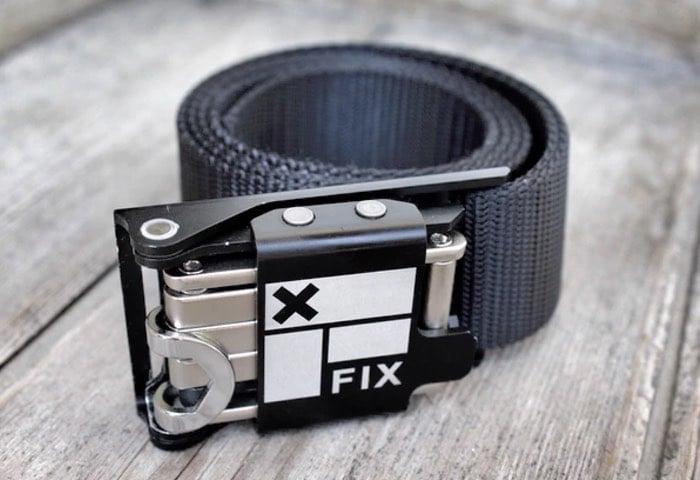 Belt Buckle Wearable Tools