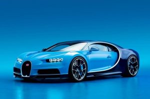 Bugatti Chiron Is Headed To Goodwood
