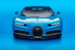 Bugatti Chiron Aims To Beat World Production Car Speed Record