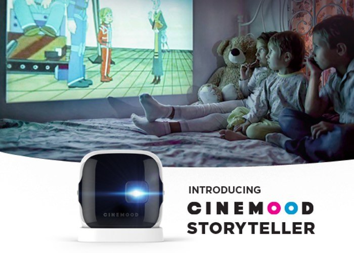 CINEMOOD Cinematic Storyteller For Children