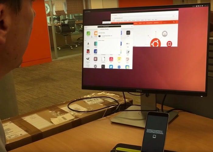 Canonical OTA-11 Ubuntu smartphone