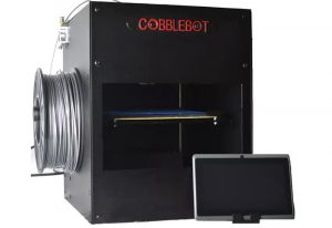 Cobblebot Pro XS Desktop 3D Printer Now Available From $799 (video)