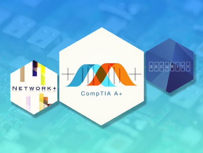CompTIA IT Security