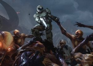 DOOM Demo Extended On PC, PlayStation 4, and Xbox One (video)