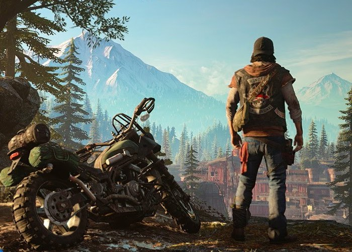 Days Gone Gameplay Demo