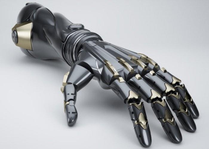 Deus Ex Inspired Prosthetic Arms