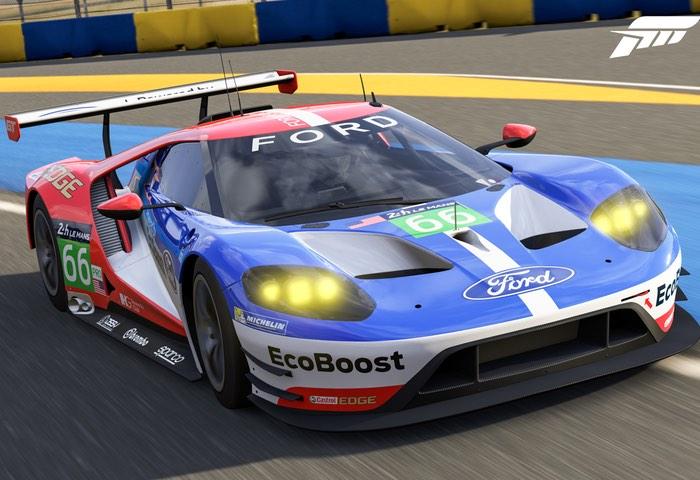Forza Motorsport eSports Championship