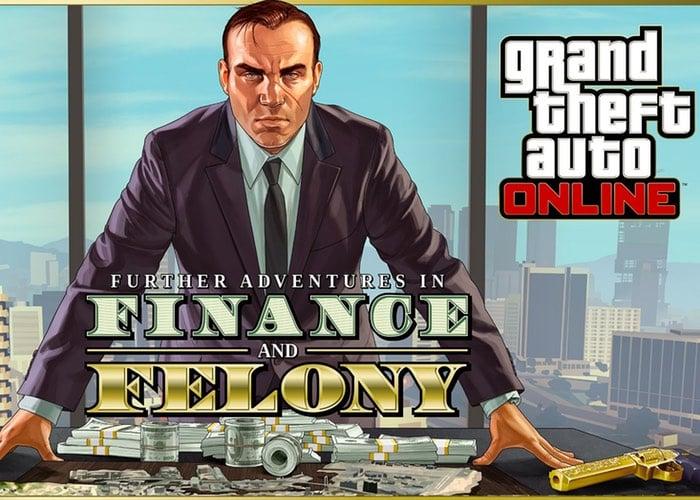 GTA Online Further Adventures In Finance