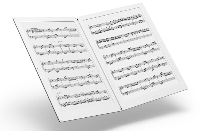 GVIDO E Ink Sheet Music Reader