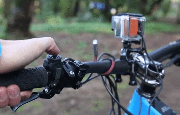 GoHawk Hands-Free GoPro Shooting System