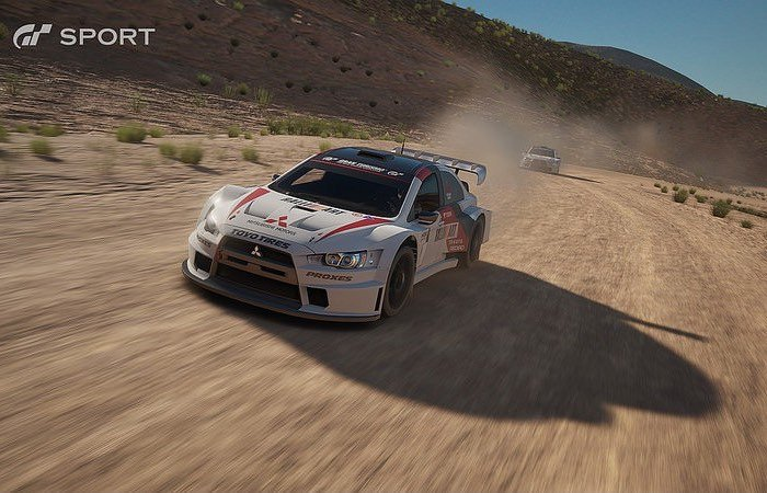 Gran Turismo Sport's E3 Trailer