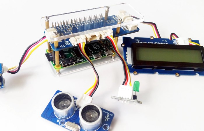 GrovePi-Zero Help Create Internet of Things