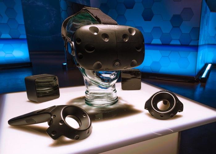 HTC Vive Front Defense Virtual Reality Game