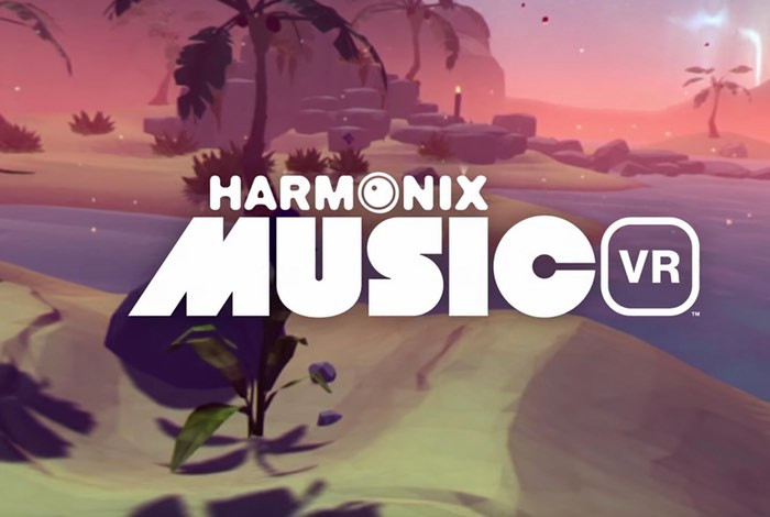 Harmonix Music VR : The Dance E3 2016