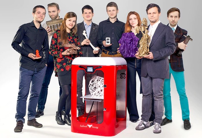 HotRod Henry 3D Printer