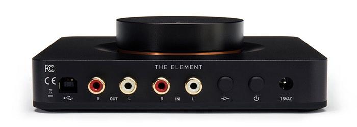 JDS Labs Element Headphone Amplifier
