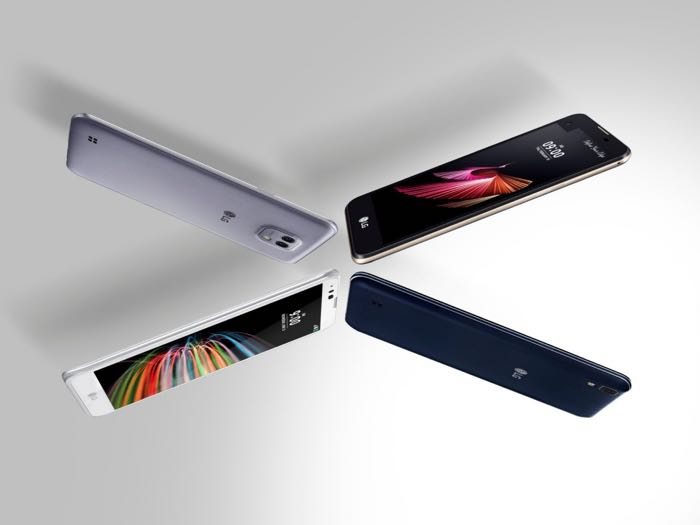 LG Reveals It's New X Line Of Smartphones