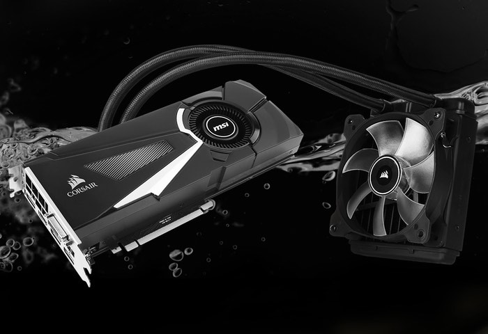 Liquid Cooled MSI GeForce GTX 1070 Sea Hawk X Unveiled - Geeky Gadgets