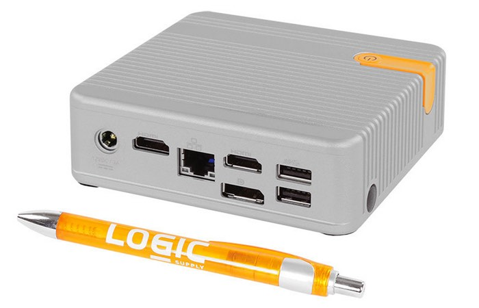 Logic Supply CL100 Mini PC