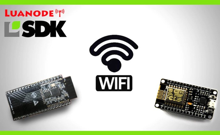 Luanode For ESP8266 and ESP32  Internet of Things