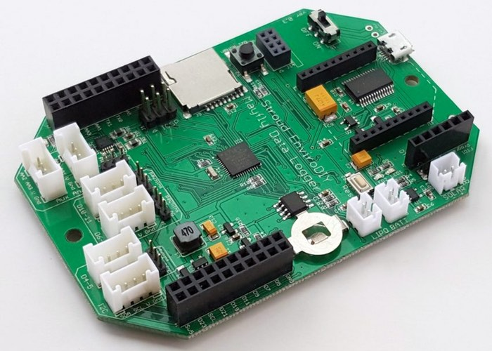 Mayfly Data Logger And Environmental Monitoring Developer Board