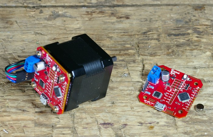 Mechaduino Powerful Open Source Servo Motor