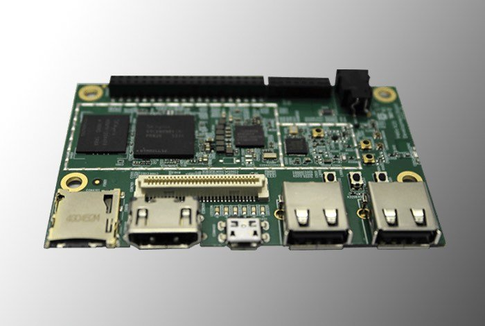 MediaTek Helio X20 Development Board Mini PC