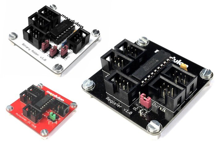 Mexdulon Modular Digital Electronics
