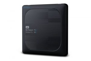 Western Digital My Passport Wireless Pro Announced