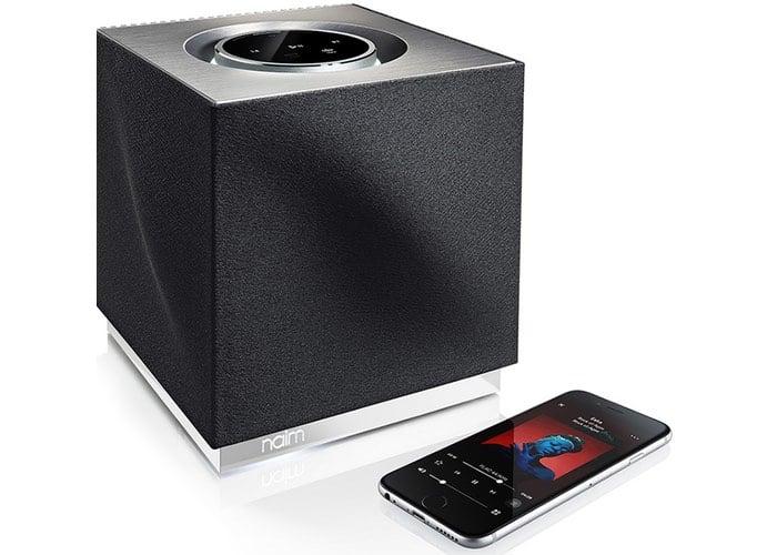 Naim Audio Mu-so Qb Wireless Speaker