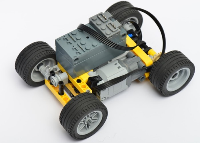 New BuWizz Remote Control System For LEGO