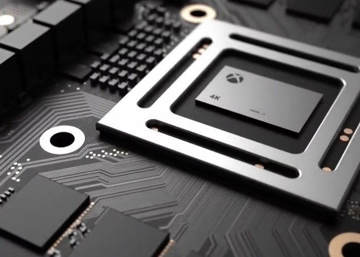 New Project Scorpio Xbox Revealed At E3 2016 By Microsoft