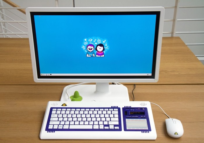 New Ada Raspberry Pi Powered Computer System For Kids (video)