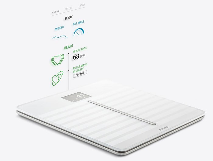 New Withings Body Cardio Scale